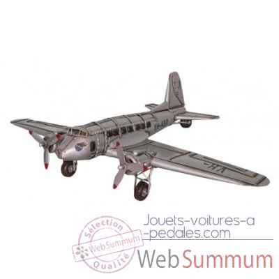 Avion chrome Antic Line -SEB15022