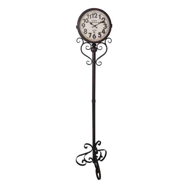 Pendule de gare retro antic -SEB15438