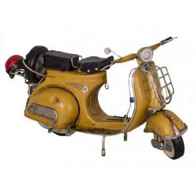 Scoot jaune Antic Line -SEB15012