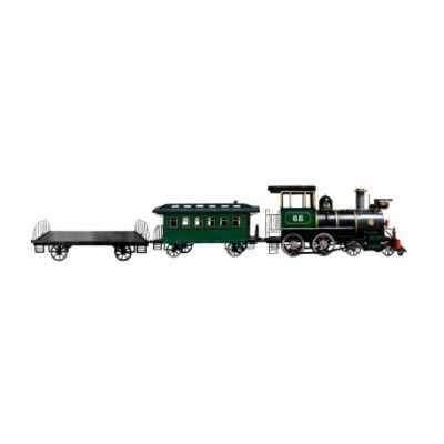 Train avec wagons 530cm Antic Line -SEB16070