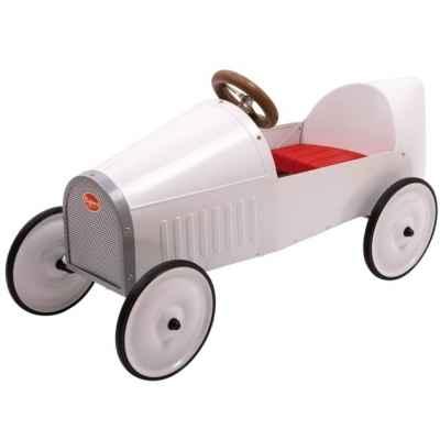 baghera voiture p dales en m tal bleue montlh ry dans voiture ancienne enfant. Black Bedroom Furniture Sets. Home Design Ideas