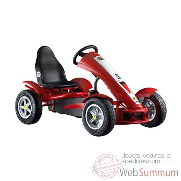 ferrari fxx racer berg toys dans karting p dales sur jouets voiture a pedales. Black Bedroom Furniture Sets. Home Design Ideas