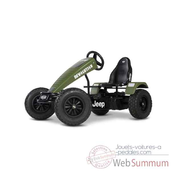Jeep® revolution bfr Berg Toys -07.11.06.00