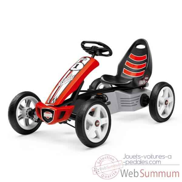 kart p dales berg rally noir rouge berg toys dans karting p dales. Black Bedroom Furniture Sets. Home Design Ideas