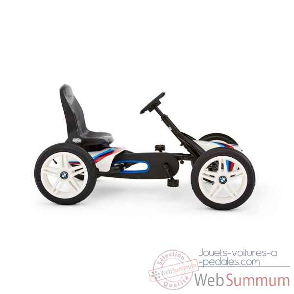 Kart a pedales bmw street racer blanc Berg Toys -24.21.64.00 -3
