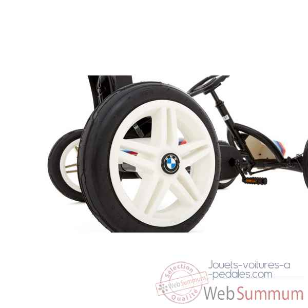 Kart a pedales bmw street racer blanc Berg Toys -24.21.64.00 -6