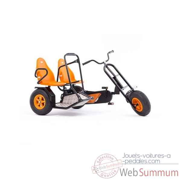 Kart a pedales duo chopper bf orange Berg Toys -07.12.00.00
