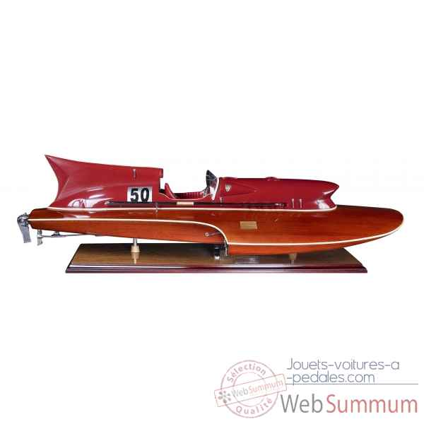 Thunderboat decoration marine amf as184
