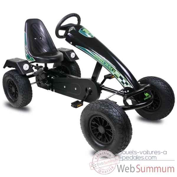 bf3 noir camaro dino cars de kart pedales dino cars sur jouets voiture a pedales. Black Bedroom Furniture Sets. Home Design Ideas