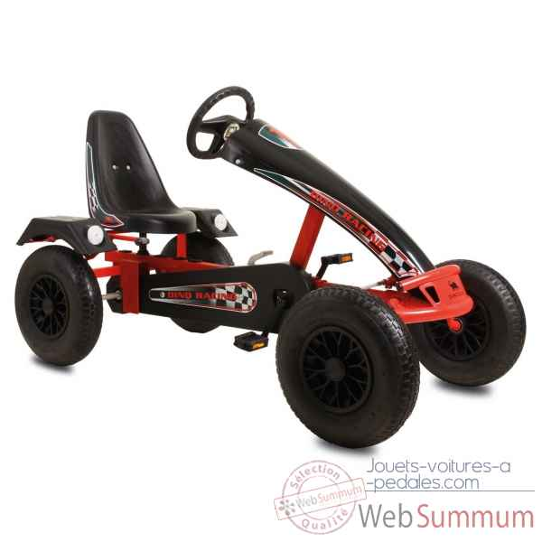 camaro zf rouge dino cars de kart pedales dino cars sur jouets voiture a pedales. Black Bedroom Furniture Sets. Home Design Ideas