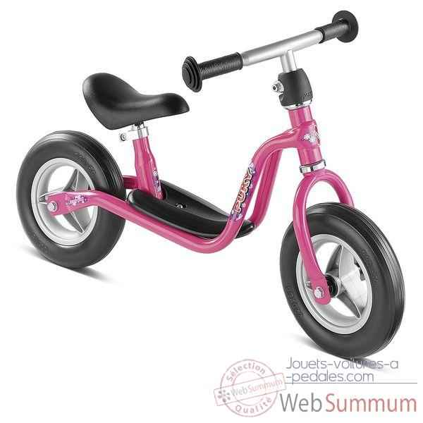 Velo Draisienne Medium Puky Lrm Rose -4052