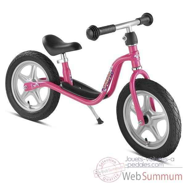 Video Velo Draisienne Standard Puky Lr1 Rose -4002