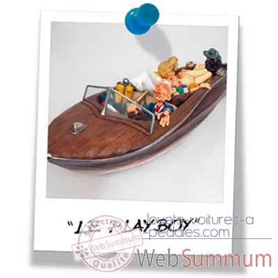Figurine Forchino - Le playboy - FO85048