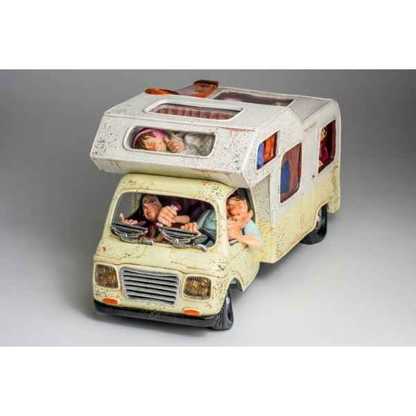 Figurine le camping-car Forchino -FO85084