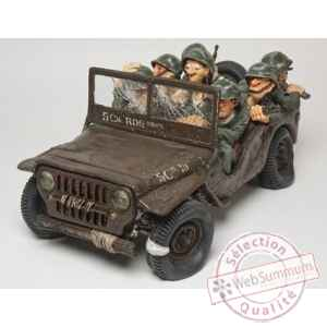 Figurine Tour of duty - le sens du devoir Forchino FO85067