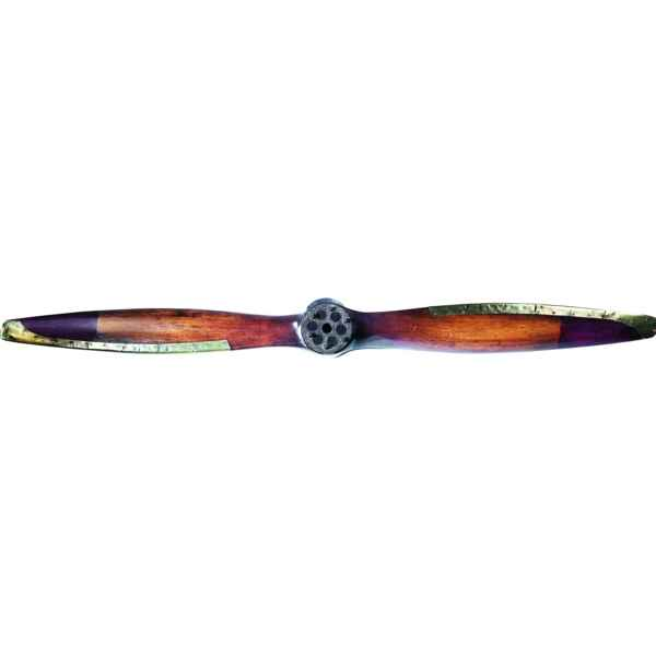 Helice d\\\'Avion Patinee a l\\\'Ancienne -amfap158