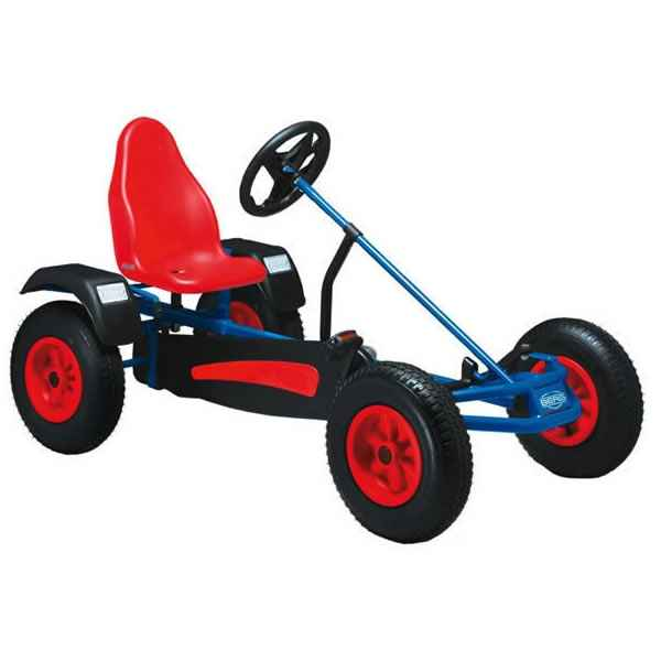 Video Kart a pedales Berg Toys Extra BF-3 Sport Bleu-03360300