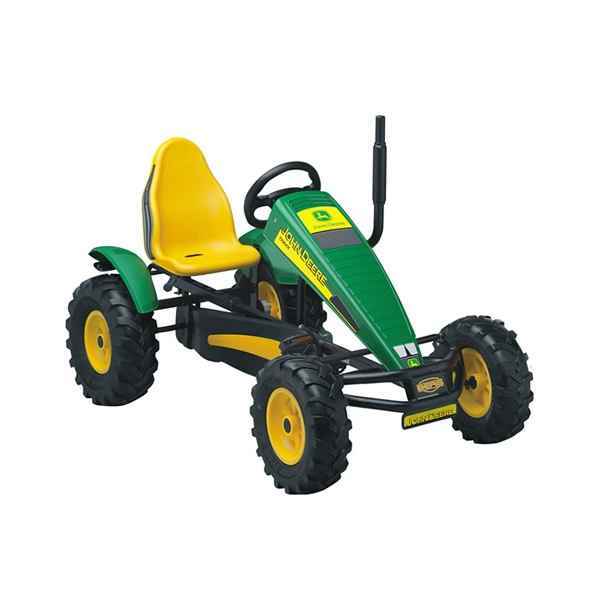 Video Kart a pedales Berg Toys Fendt BF-3-03733300