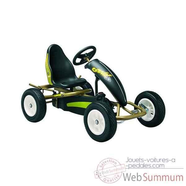 kart p dales berg toys gold af 06250200 dans karting p dales. Black Bedroom Furniture Sets. Home Design Ideas