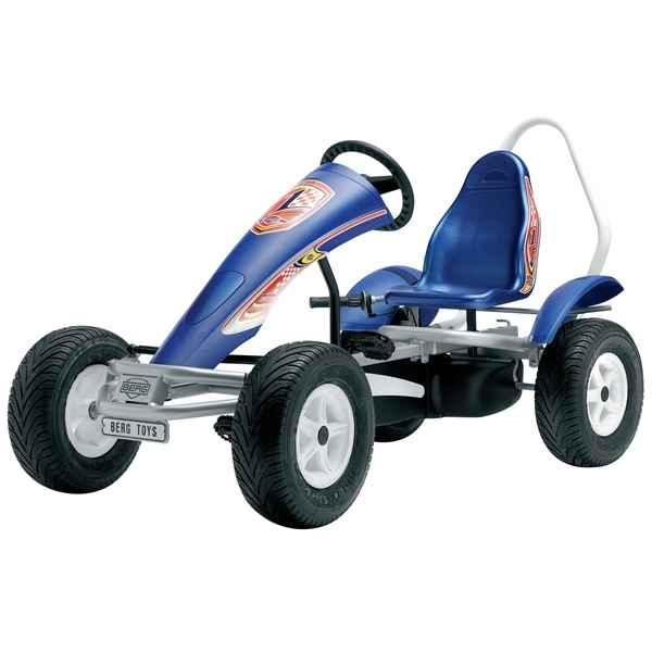 Video Kart a pedales Berg Toys Racing GT-3-03558300