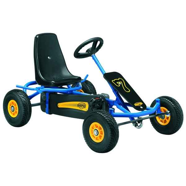 Video Kart a pedales professionnel Berg Toys Sky-Light F-28100100