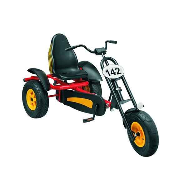 Video Kart a pedales professionnel Berg Toys Sun-Beam AF-28365200