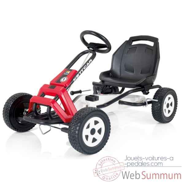 barcelona kettler dans kart p dale kettcars sur jouets voiture a pedales. Black Bedroom Furniture Sets. Home Design Ideas