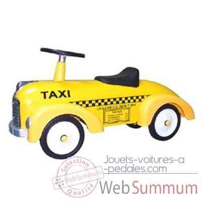 porteur proto jaune taxi am ricain 891tx dans porteur enfant. Black Bedroom Furniture Sets. Home Design Ideas