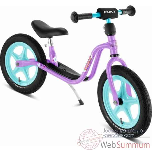Velo draisienne standard air lr 1l lilas puky -4017