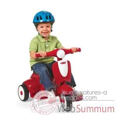 Radio Flyer Tricycle son et lumiere -46S