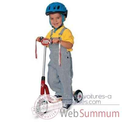 Radio Flyer Trotinette retro rouge -510