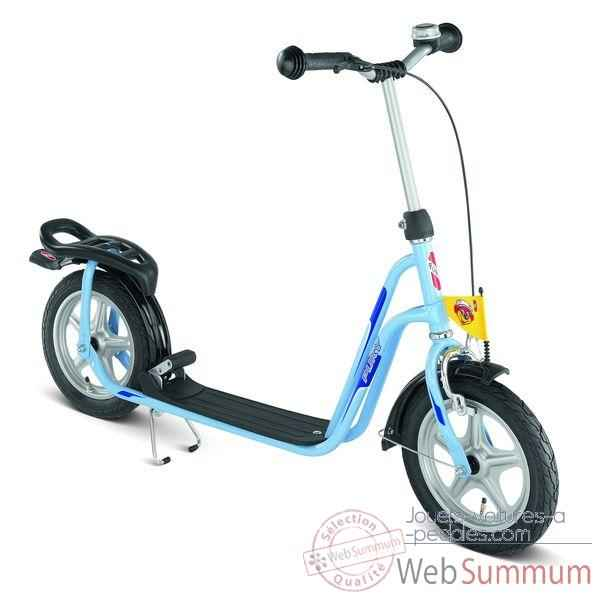 Video Trottinette Bleu Ocean Puky R04l -5356