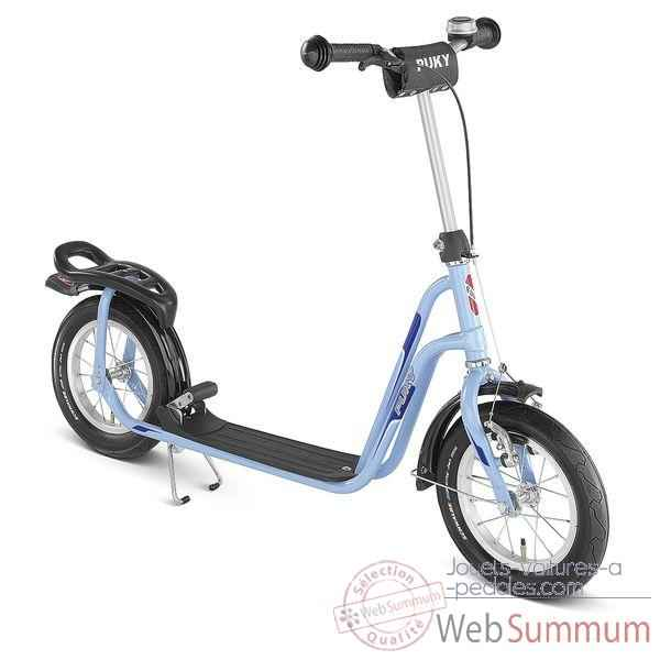 Video Trottinette Bleu Ocean Puky R08l -5426