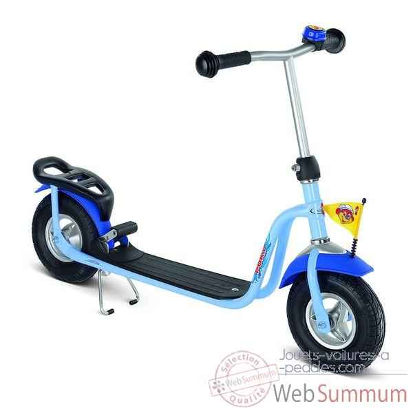 Video Trottinette Bleue Puky R03 -5136