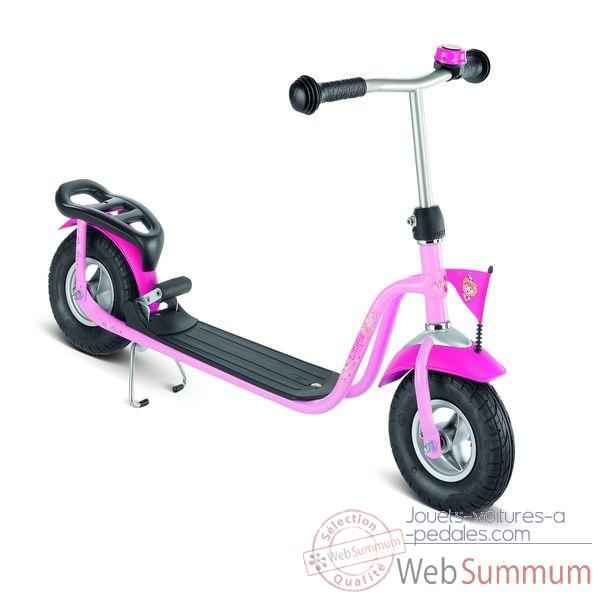 Video Trottinette Rose Lillifee Puky R03l -5129