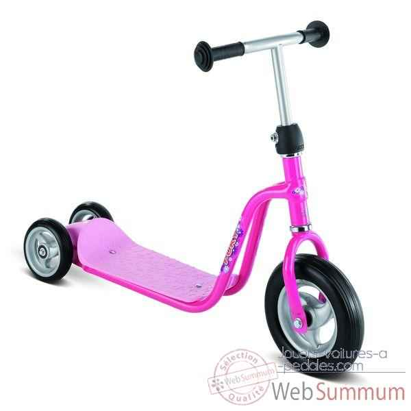 Video Trottinette Rose Puky R1 -5152
