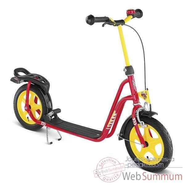 trottinette rouge puky r04l 5353 photos jouets voiture a pedales de puky. Black Bedroom Furniture Sets. Home Design Ideas